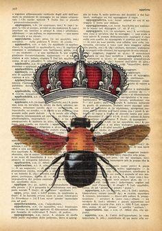 Bee Crown