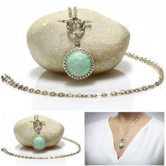 Lovely necklace for a beautiful lady. #jewellery #jewelry #gemstone #chain #handmade #gemstone #gems #gem #necklace #fashion #handickedclub @handpicked_club