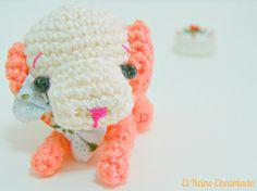 CUTE crochet puppy