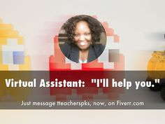 """Virtual Assistant:  ""I'll help you."""" - A Haiku Deck by @SocialPatois: Thanks for reading this!  Interested in my fiverr.com gigs?  Go here:  https://www.fiverr.com/tteacherspks  I am I Owner of SocialPatois, a Social Media Marketing & Management Co. I Virtual Assistant I Licensed Teacher   www.linkedin.com/in/christinavickers  My company, SocialPatois, is ""Your Complete Multi-Specialty Source for B2B Social Media Marketing and Management for Customer Service Happiness.""  My Story  I am a…"
