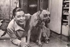 Billie Holiday and Mr. Downbeat