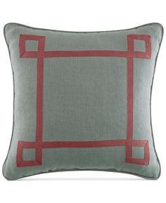 Croscill Retreat 18 Square Decorative Pillow