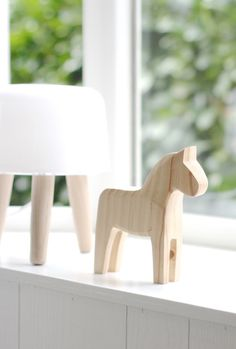 Via Nordic Feelings | Norm Milk Lamp | Dala Horse