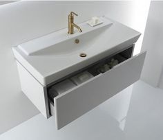 kohler reve wall-hung sink with drawer