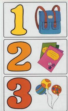 1 - 2 - 3