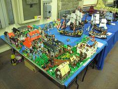 https://flic.kr/p/as8bnM   STEAM/GWLS 2011   Pics from the 2011 'Great Western LEGO Show' (GWLS), aka STEAM.