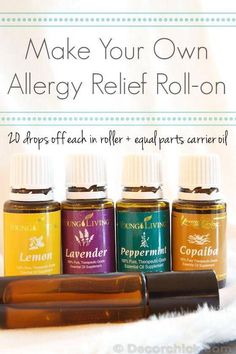 an excellent natural allergy remedy
