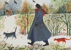 "DEE NICKERSON | ""Another Walk In The Snow"""