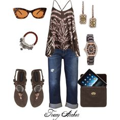 """Summer #3"" by girlyideas on Polyvore"