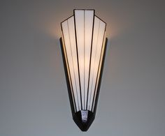 Avenue Sconce Lamps by Hilliard