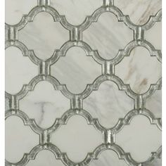 365 day Return Guarantee and Oversized samples available for the 12 x 12 Highland Milan Polished Marble Tile. Stone Mosaic Tile, Marble Tiles, Mosaic Tiles, Glass Tile Backsplash, Glass Subway Tile, Kitchen Backsplash, Backsplash Ideas, Kitchen Cabinets, Arabesque Tile