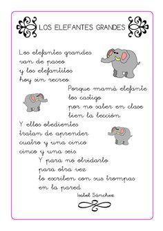 Poesias infantiles Crepes, Spanish, Comics, Words, Ideas, World, Short Poems For Kids, Poems For Children, Reading Fluency