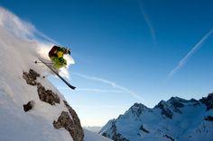 Jump\Snow Skiing