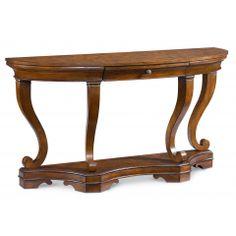 Deschanel Sofa Table, Thomasville Furniture, Deschanel Collection