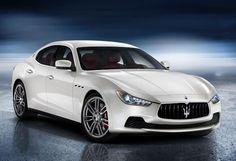 Erste Fotos vom neuen Maserati Ghibli