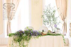 Bridal Table, Wedding Table Flowers, Wedding Bouquets, Hollywood Wedding, Sweetheart Table, Flower Centerpieces, Floral Arrangements, Green, Boyfriends