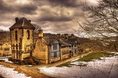 Shibden Hall... Halifax, West Yorkshire, England