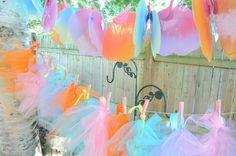 fairy themed party ideas