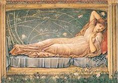 Sleeping Beauty - Edward Burne-Jones