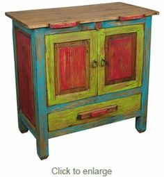 mexican painted furniture on pinterest chairs mexicans