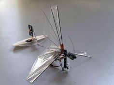Dragonfly Micro Robot and others, show daddy some of these.