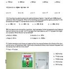21 multiple choice questions that are directly aligned to the 7th grade common core standards in the expressions and equations strand.  Questions a...