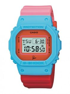 0f4f6d7286 Parra Collaboration - Pink g-shock collaboration with world-renowned  illustrator.