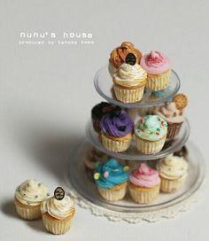 Las miniaturas de Nunu