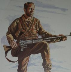 Badass of the Week: Sekonaia Takavesi - Fijian SAS member. Takavesi survived the battle and had some other adventures as time went on, though nothing quite like single-handedly firing a WWII anti-tank cannon at a horde of Communists from point-blank range while dudes flung hand grenades in his face.