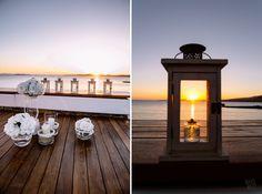 Navy Blue Marine Wedding @ Veghera | Lagonisi Resort