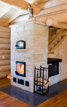 Image result for masonry heater