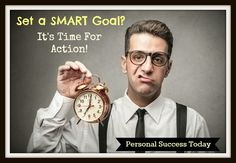 How To Set SMARTER Goals. Set Goals That You Will Actually Accomplish.