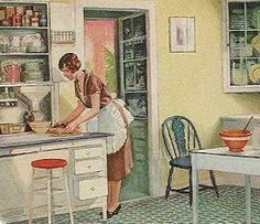 """Old-Fashioned Motherhood: """"A House of Order"""" : Organize Yourselves Part Two"""