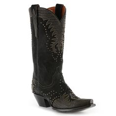 """#danpostfavorites - Dan Post Women's 13"""" Invy Western Boots.  These would be great for going out on the town!"""