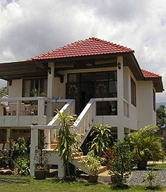 Small modern homes images of different indian house for Flood zone house plans