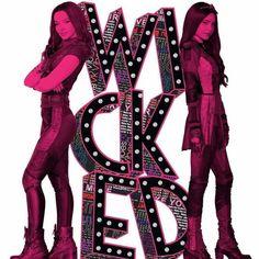 Descendants Wicked World, Disney Channel Descendants, Disney Descendants 3, Dove Cameron, Cameron Boyce, Disney Dream, Descendants Pictures, Henry Danger, Mal And Evie