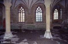 Chapterhouse, Kapitelsaal, Maulbronn Monastery, Germany
