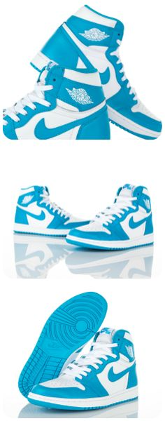 3078010336675b AJ classic fanatics  The Retro 1 High OG  Powder Blue  is now available