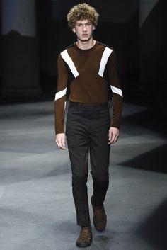 Neil Barrett 2016 Fall Menswear Collection