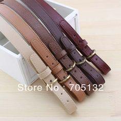 leather DIY purse handles handbag Strap
