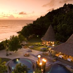 Maia Luxury Resort & Spa. Seychelles