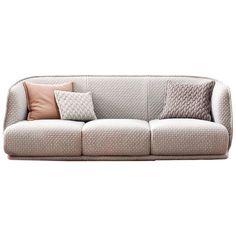 Moroso Redondo Three-Seat Sofa in Tufted Upholstery by Patricia Urquiola | 1stdibs.com