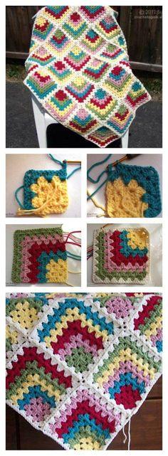 Crochet this beautiful virus b |