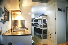 Renovated Caravan-Full Ensuite-Shower-Toilet-3 Bunks-Battery-LEDs Victor Harbor Victor Harbor Area image 2