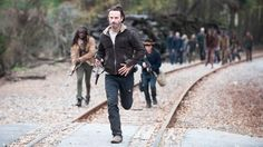 Live Feed - The Walking Dead - The Hollywood Reporter