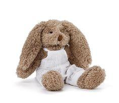 Nana Huchy Baby Honey Bunny - Boy #bunny #softtoy #kidsroom #nursery #nanahuchy #oliverthomas