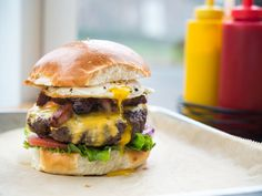 21 Essential Burgers in D.C. - Burger Tap & Shake Foggy Bottom