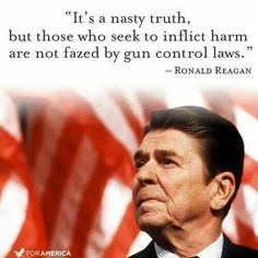 waiting until the day Ronald Reagan on Gun Control Ronald Reagan Quotes, President Ronald Reagan, 40th President, President Quotes, Great Quotes, Inspirational Quotes, Epic Quotes, Quotable Quotes, Nancy Reagan