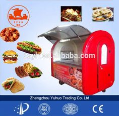 Mobile Food Cart, Zhengzhou, Food Truck, Bbq, Barbecue, Barrel Smoker, Food Carts, Food Carts, Food Trucks