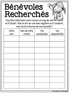 Rencontre de parents Le cahier de Pénélope Parenting Websites, Parenting Quotes, Parents Meeting, Ontario Curriculum, Back To School Organization, French Classroom, Kindergarten First Day, 1st Day Of School, French Teacher
